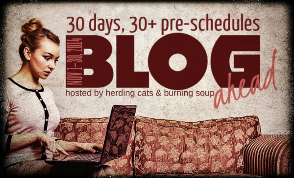 Blog Ahead Challenge!