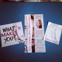 ARC Review: Everything That Makes You by Moriah McStay + Interview + Giveaway!!!
