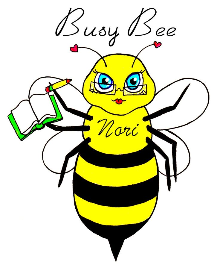 My Confession…Busy Bee