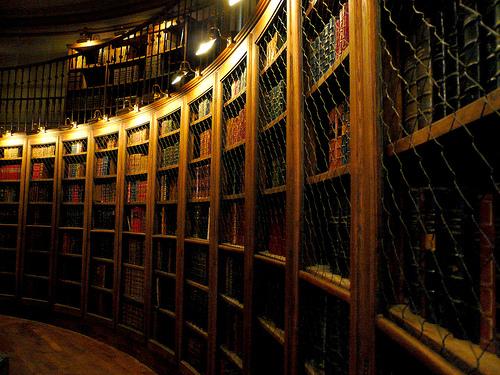 Library Musee Guimet