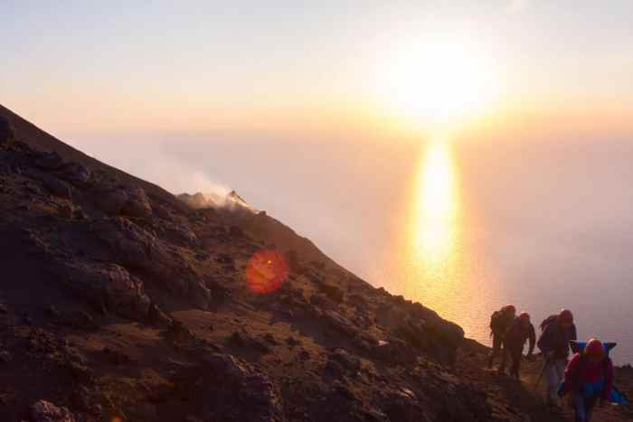 Stromboli sunset tour - Hike up Stromboli was the most amazing and best  hike in Sicily 345b99d41