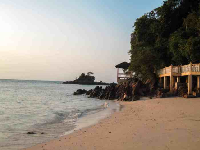 Hidden treasure of Malaysia: lonely island Pulau Kapas - for me the best beach in Malaysia!