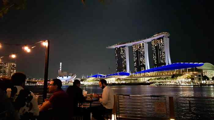 Alternative to Marina Bay Sand's rooftop bar: Super loco