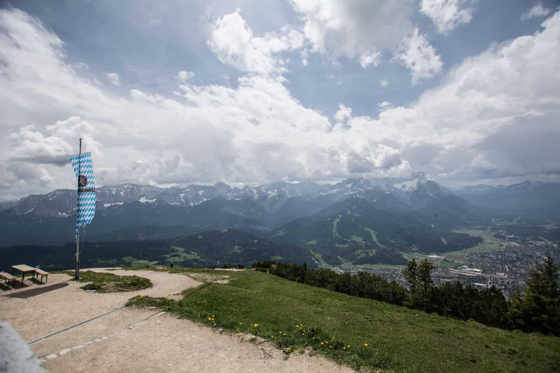 Wanderung in Garmisch-Partenkirchen