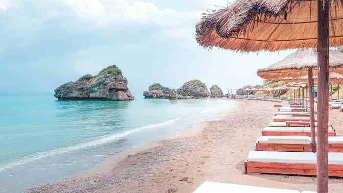 Best beaches of Zakynthos, secret beaches: Porto Zorro