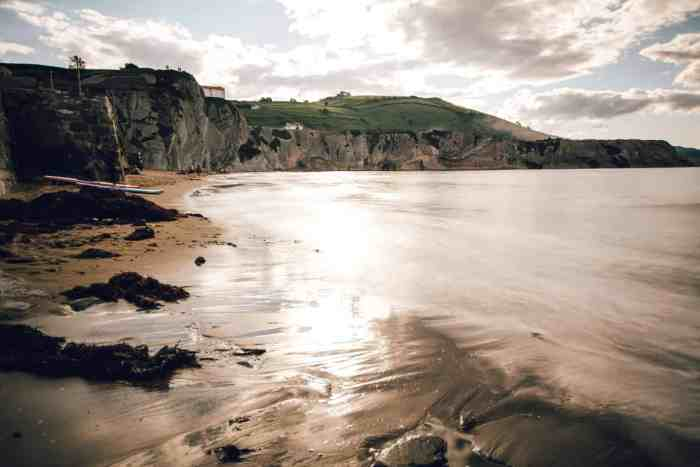 Game of Thrones road trip in Spain: Itzuron beach, beaches of Dragonstone