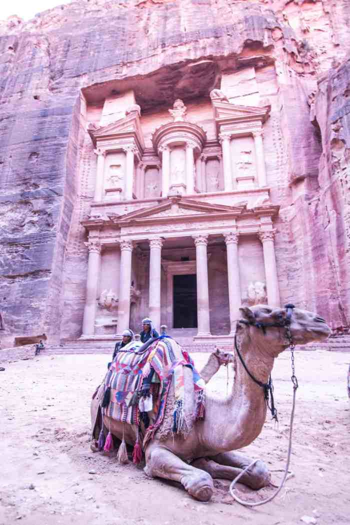 Can you go inside Petra treasury? Jordan insider tips