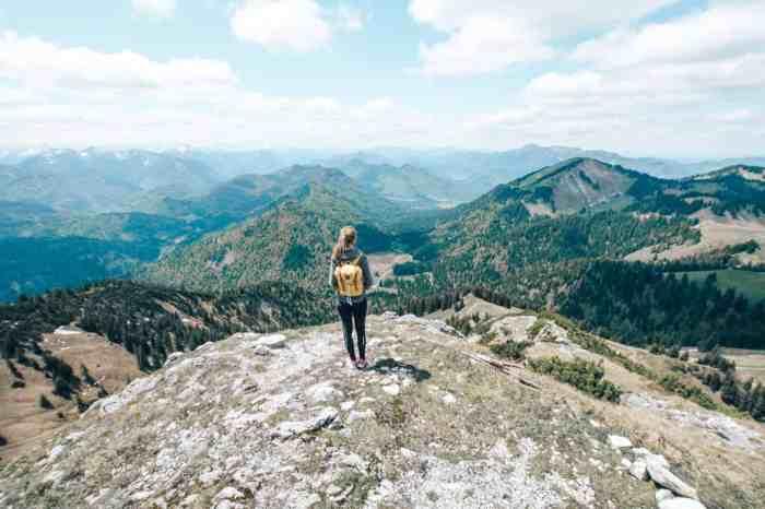 Best hikes in Bavaria, Germany - Tegernseer Hütte