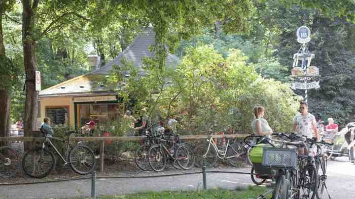 Insider tips in Munich in summer: Enjoy the parks