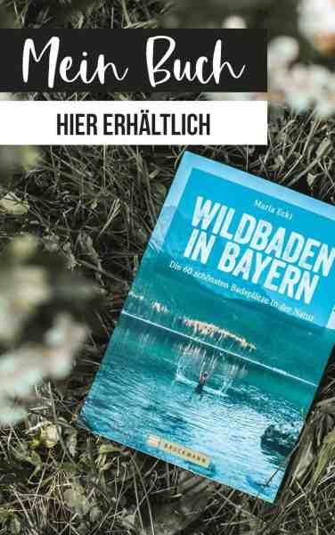 Buch Wildbaden in Bayern von Maria Eckl in Wiese