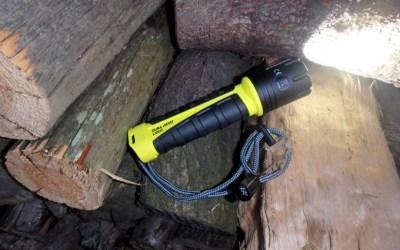 Latarka na trudne warunki – Mactronic Dura Light 500lm