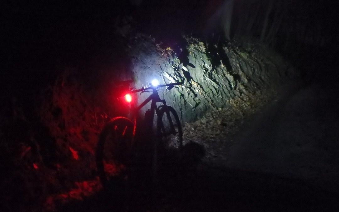 Widzę ciemność czy widzę jasność ? Moje nowe rowerowe lampy LED – test