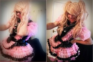 Kimberly Sissy Dress