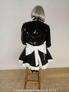 Sissy Maid Dress