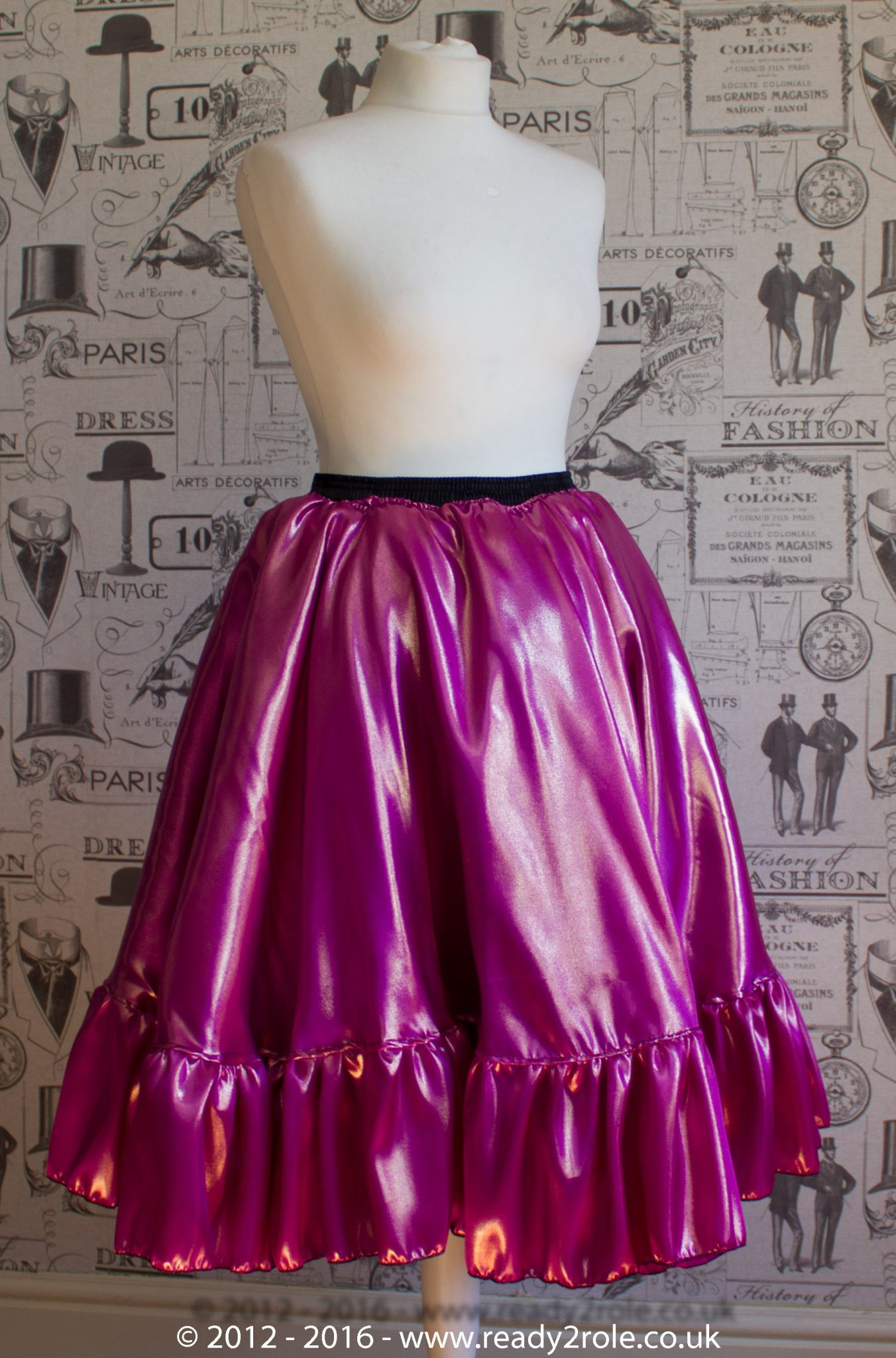 Sissy Frilly Hand Crafted 50's Style Petticoat