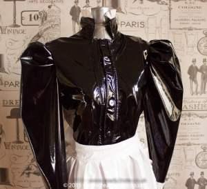The Hobbler PVC Dress 2