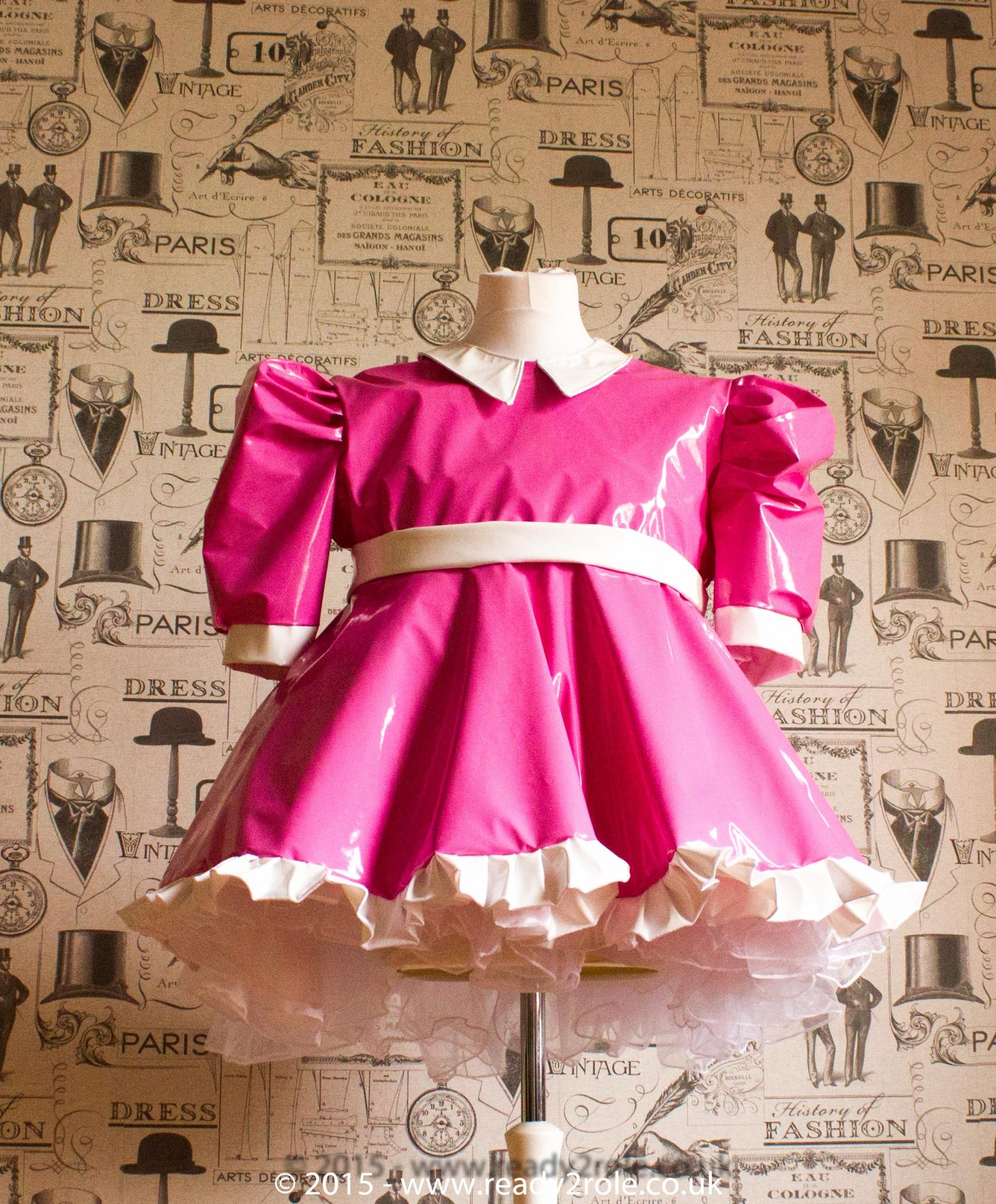 Baby Doll Milly Sissy PVC Dress