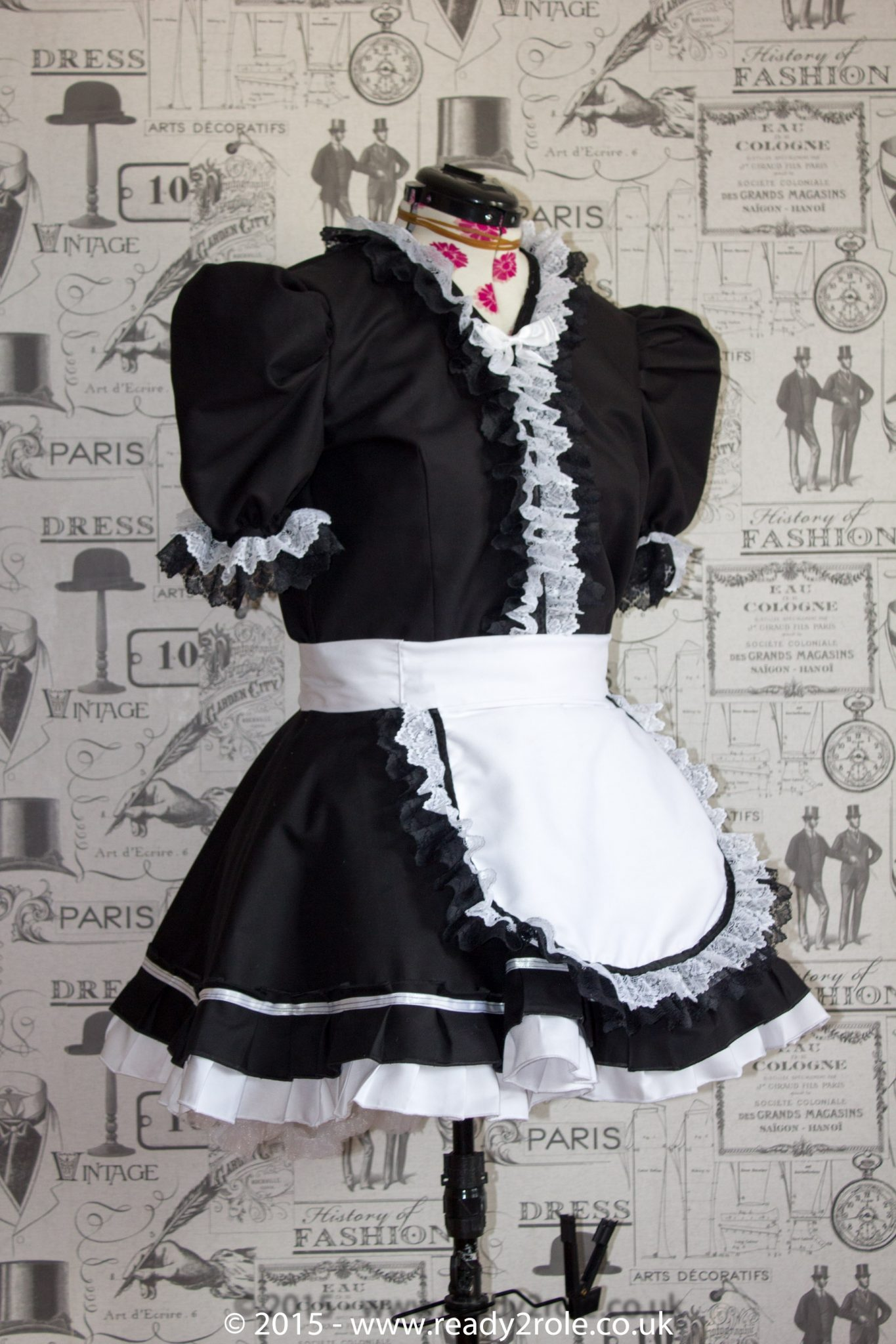 Verity Sissy Maids Dress