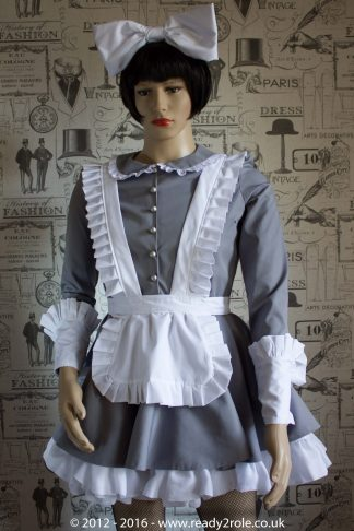 Django Maid Dress 1