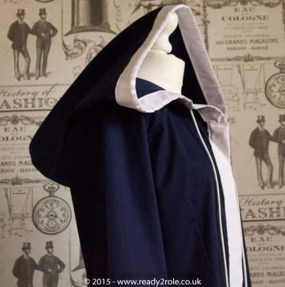 Jellal COSplay Robe 4