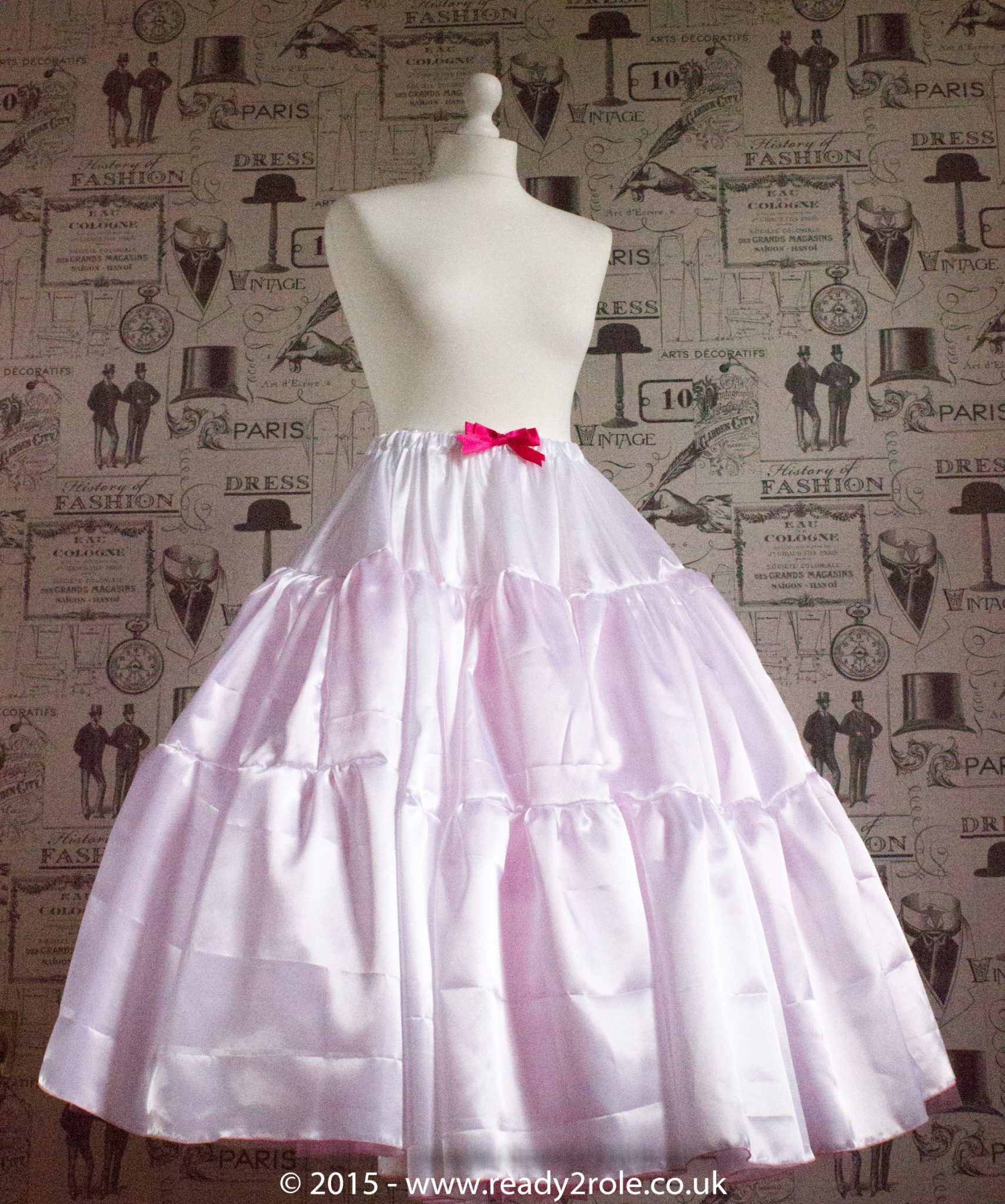 Sissy Frilly Hand Crafted Petticoat – Longer Length