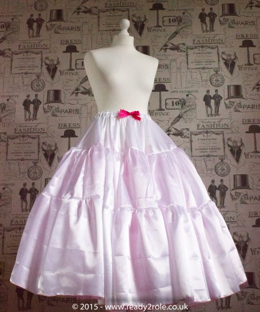 Sissy Frilly Hand Crafted Petticoat – Longer Length 1