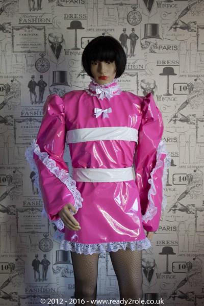 The Harness Dress 1
