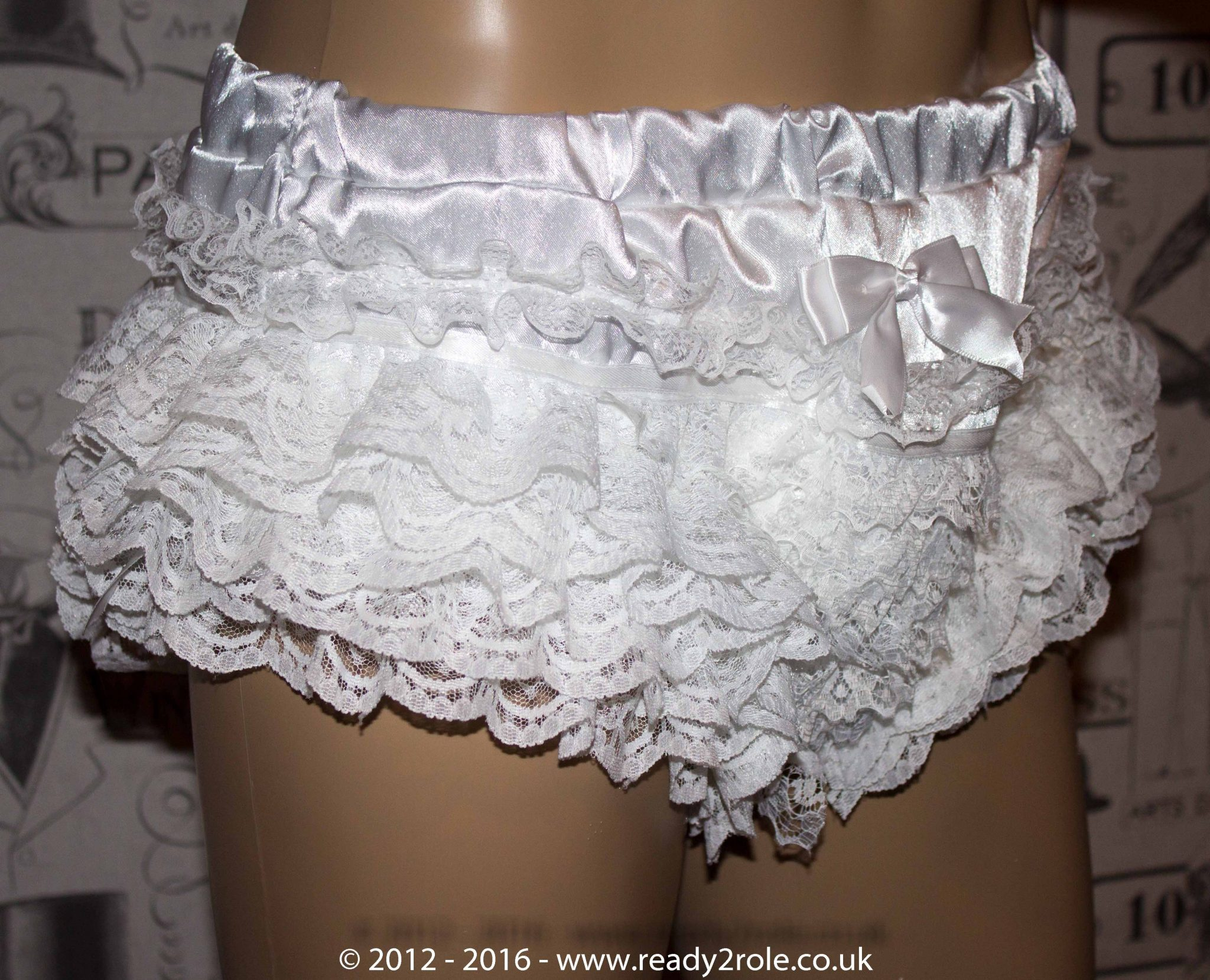 Sissy Satin Panties – The Sophie Style – Ask About Colour Options