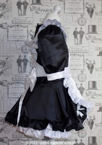 Maid Bow Peek – Sissy Maids Dress 3