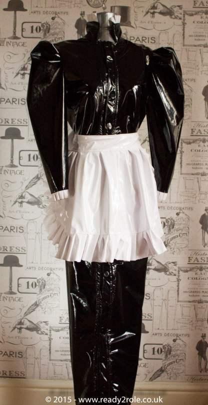 The Hobbler PVC Dress 1