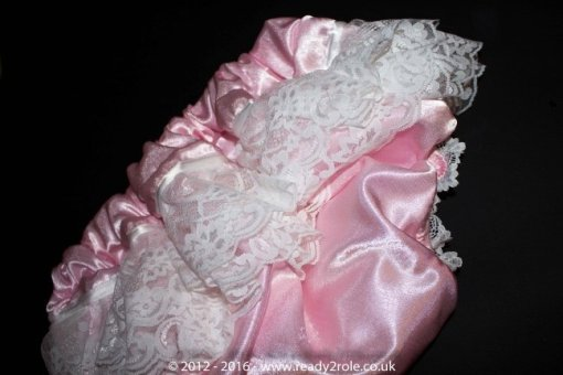 Sissy Satin Panties – Pink – Ask About Colours 2