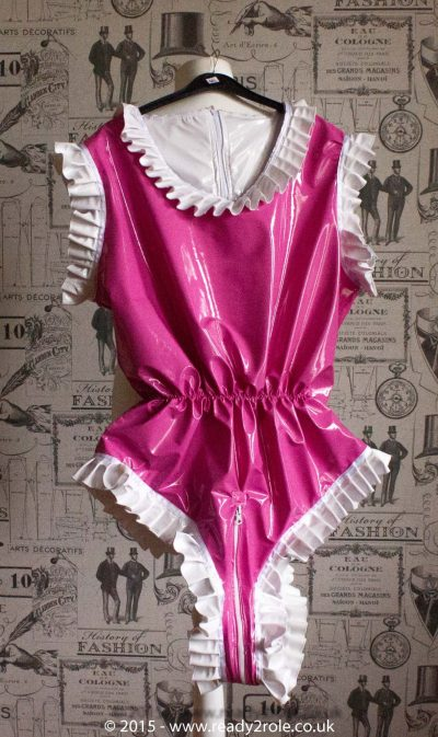 All in One Body/Romper in PVC (Ask About Other Fabrics & Colours) 1