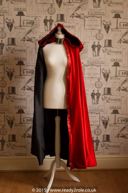 Red Riding Hood SteamPunk Costume 2