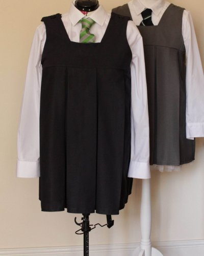 Adult School Uniform Dresses – Gymslip Style 1