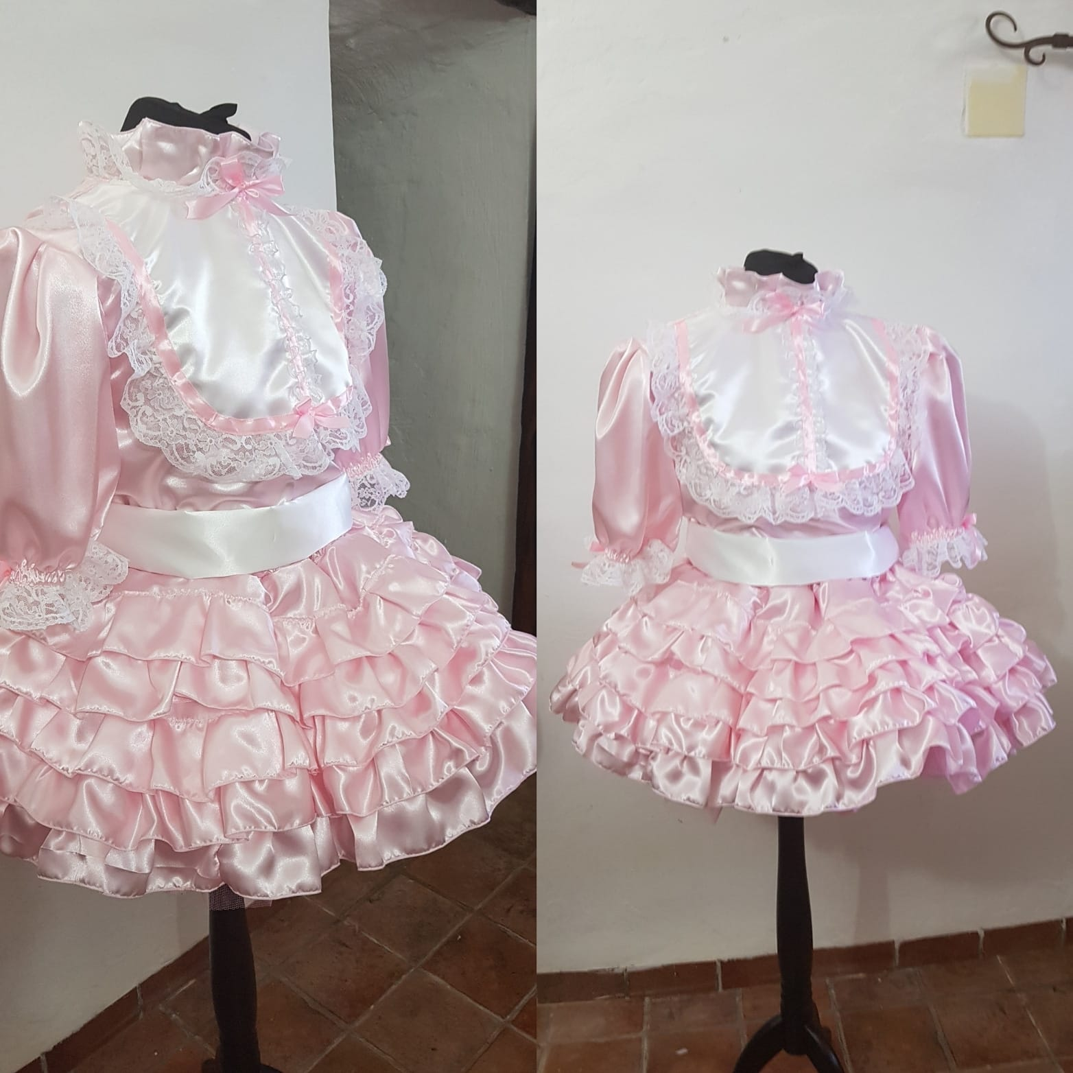 Sissy Dress – Pettina – Your Size Your Colour Your Choice