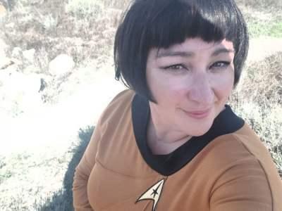 Damn It Jim - Star Trek TOS Uniform