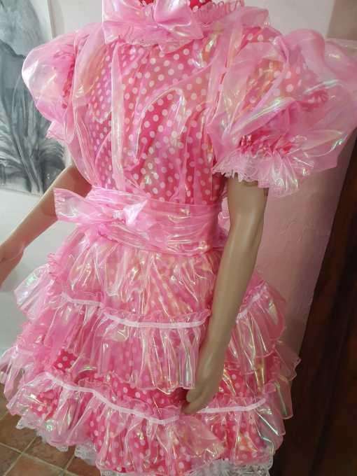 sweetie sissy dress 2