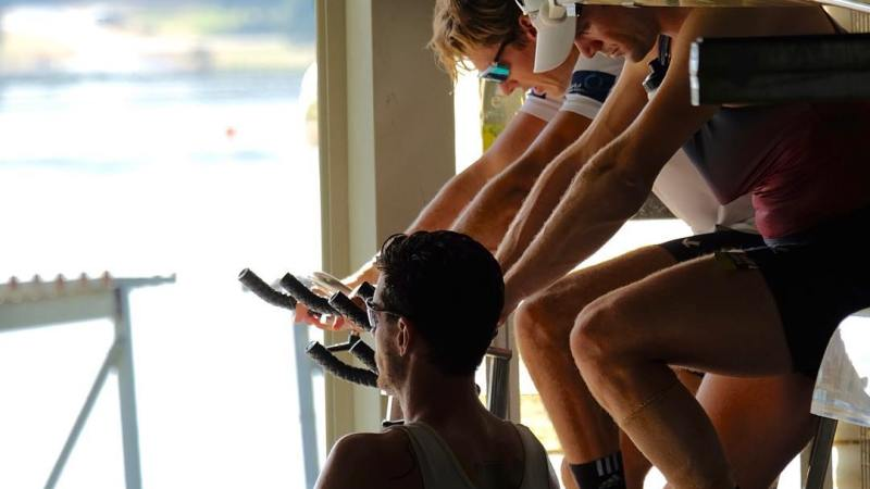 How to train when you're sick … as a rower