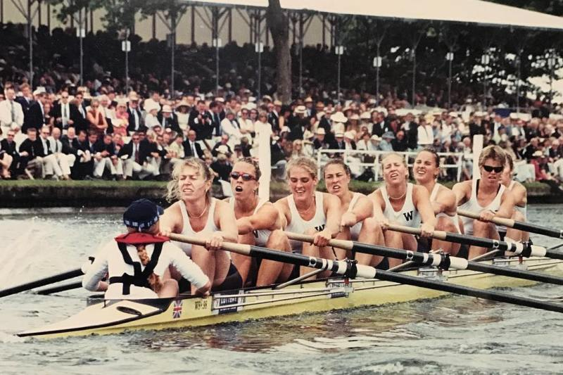 Race skills: Coxing from behind