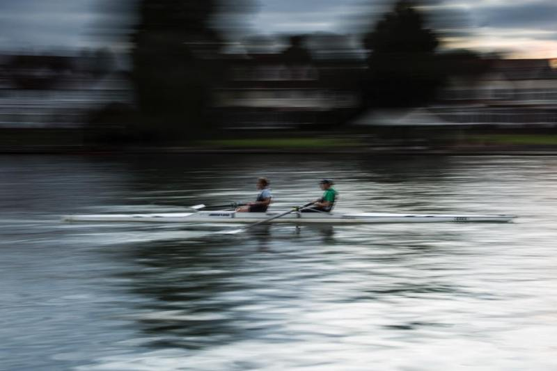 Tips for coxing a time trial
