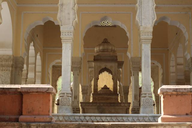 Moghul Architecture of Rajasthan in the North West
