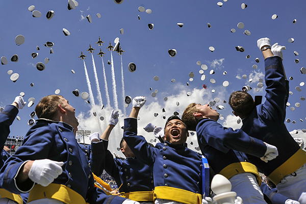 RFT 088: Some Thoughts For USAFA Class of 2017