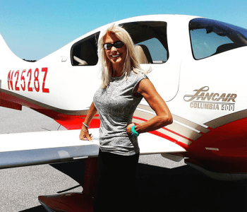 RFT 121: Television Personality/Pilot/Author MayCay Beeler