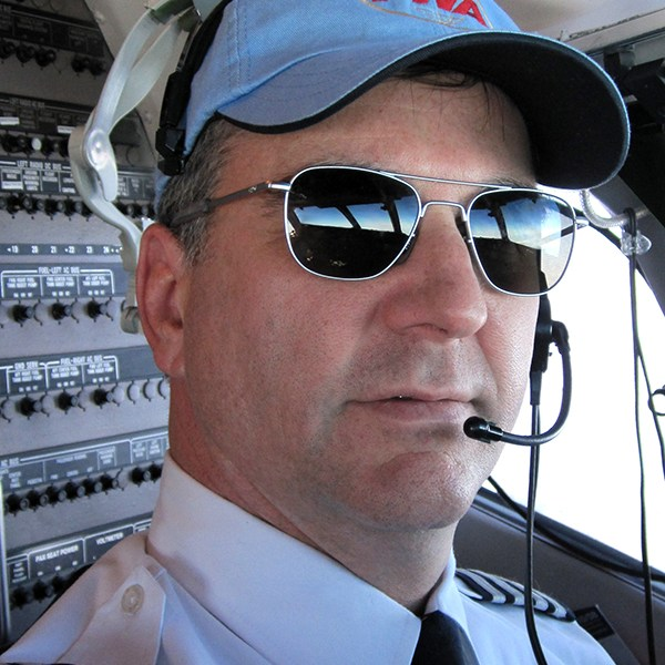 RFT 131: Airline Pilot/Author Mark Berry