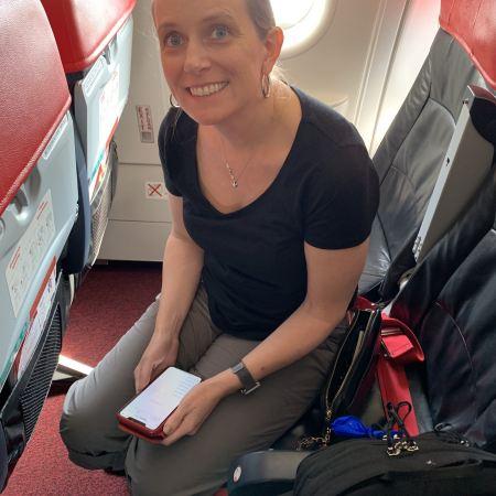 Air Asia Exit Row