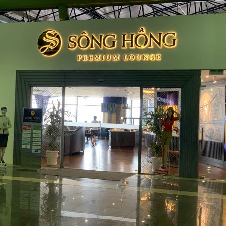 Song Hong Lounge Hanoi Terminal 1