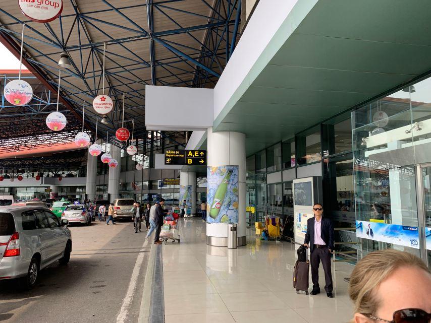 Vietnam Airlines Departures