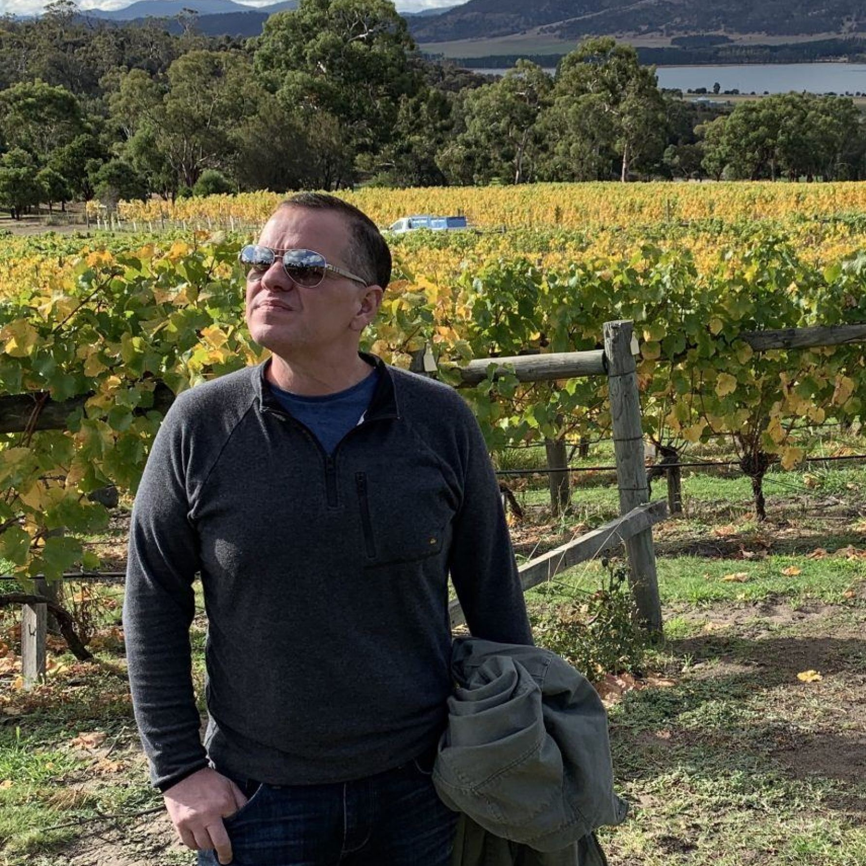 Wine Tasting in Tasmania