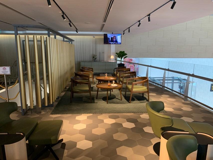 Priority Pass Lounge Singapore Terminal 4