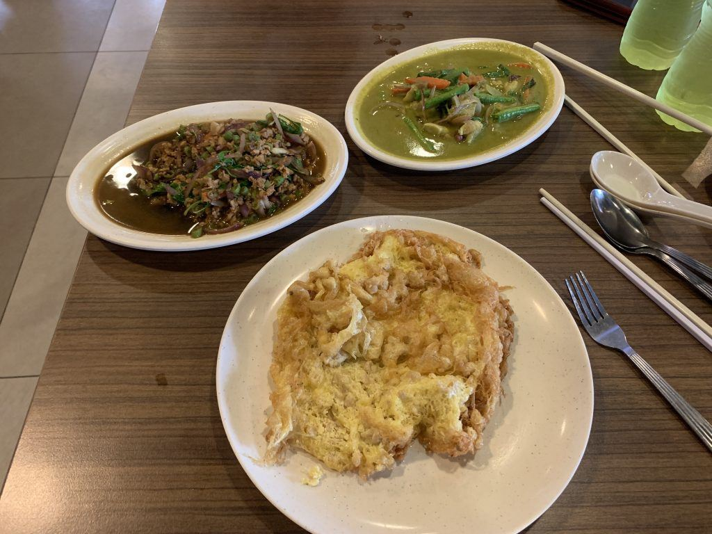eating keto in penang